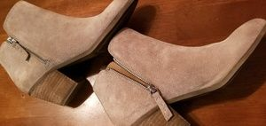 Frye Ankle Booties (brand new, never worn)